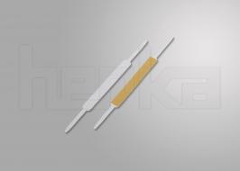 Heftbänder aus Stahl mit breitem Mittelstück