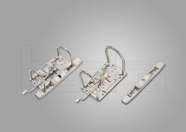Hebelmechaniken mit Druckniederhalter