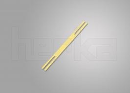 Flachheftbänder aus Stahl