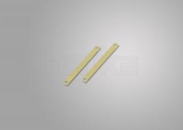 Stahldeckleisten 90 mm lang