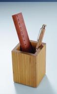 Stiftebox aus Kirschholz