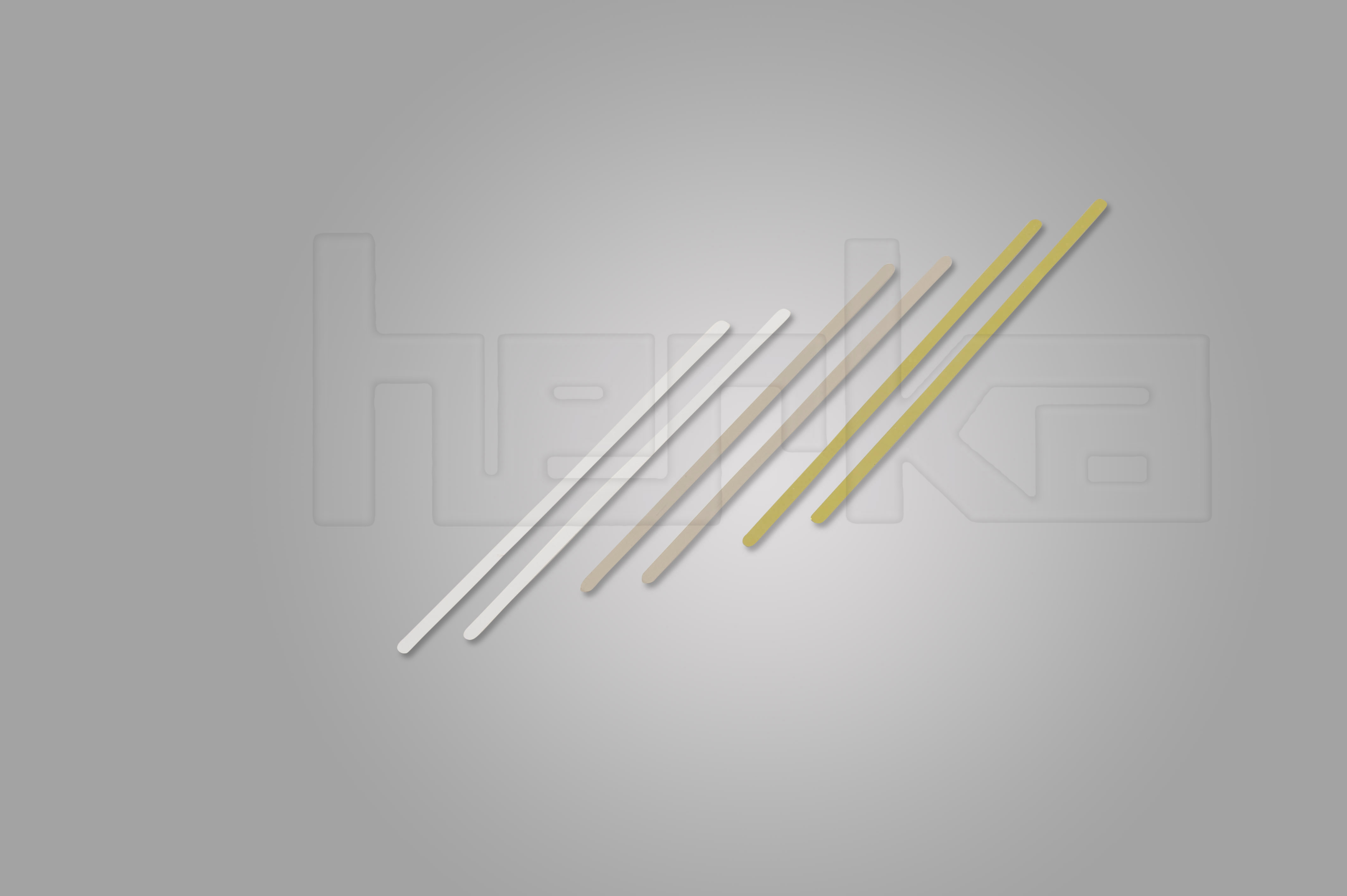 Heftbänder aus Stahl -  4,5 mm breit